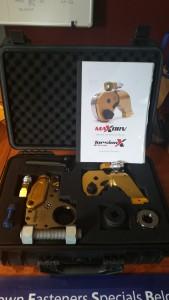 torsionx hydraulic tools